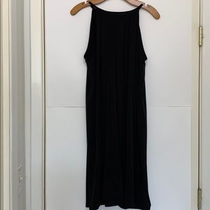 DKNY Little Black Dress with Keyhole back